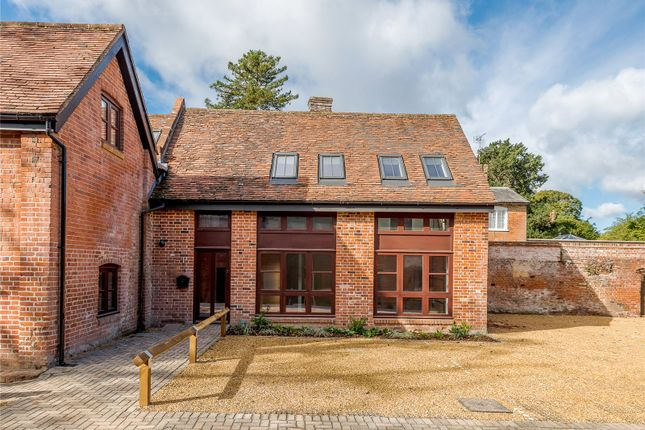 Thumbnail End terrace house for sale in High Street, Odiham, Hook, Hampshire