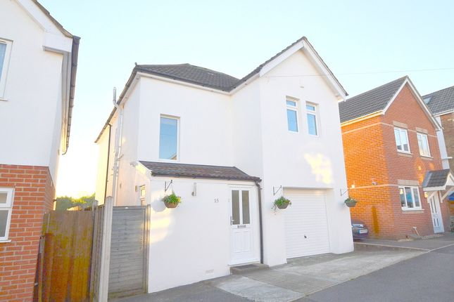 Thumbnail Detached house for sale in Phyldon Road, Parkstone, Poole