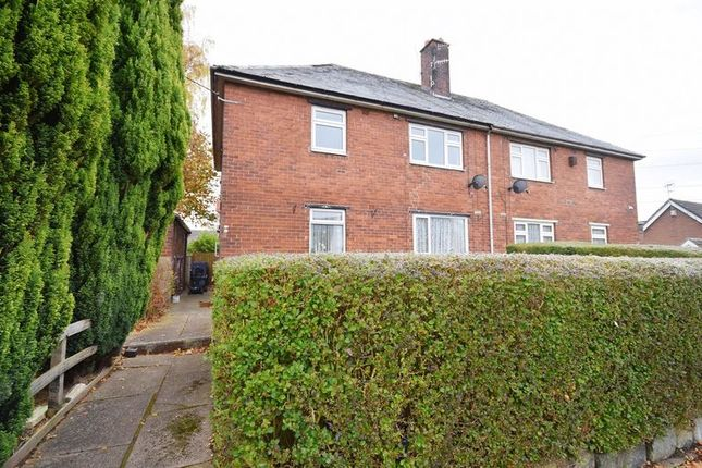 Thumbnail Flat for sale in Maunders Road, Milton, Stoke-On-Trent