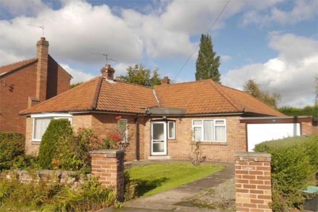 Thumbnail Bungalow for sale in The Avenue Park Estate, Haxby, York