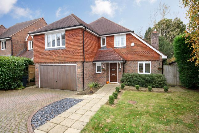 Thumbnail Detached house for sale in 6 Broad Oak, Buxted, Uckfield, East Sussex