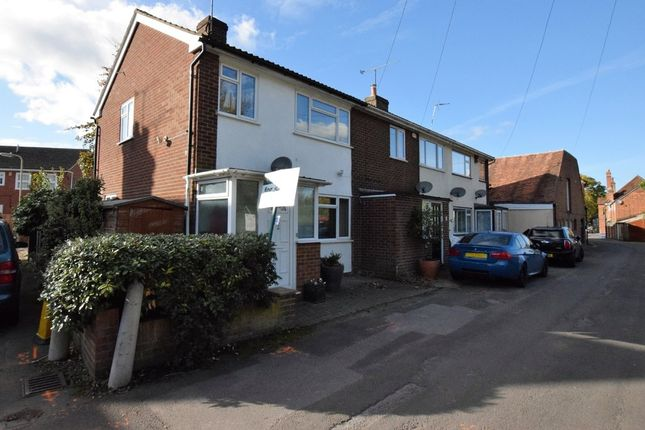 Thumbnail Semi-detached house for sale in Chapel Street, Farnborough