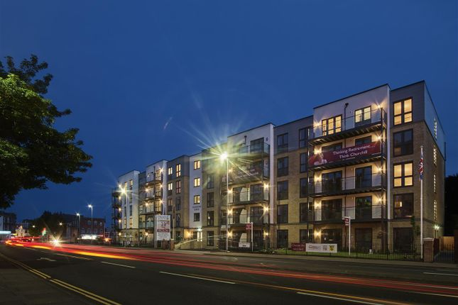 Thumbnail Flat for sale in Upperton Road, Eastbourne