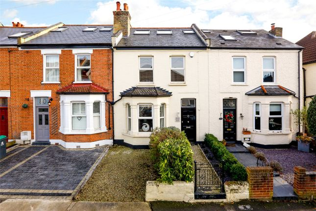 Thumbnail Terraced house for sale in Bond Road, Surbiton