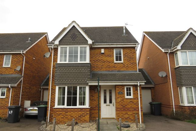 Thumbnail Detached house for sale in The Hermitage, Arlesey