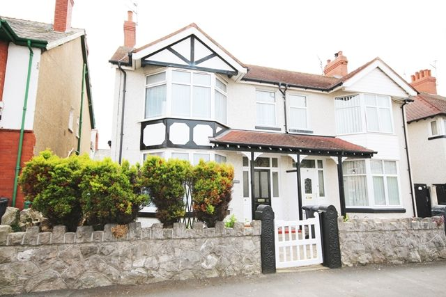Thumbnail Semi-detached house to rent in Pendorlan Avenue, Colwyn Bay