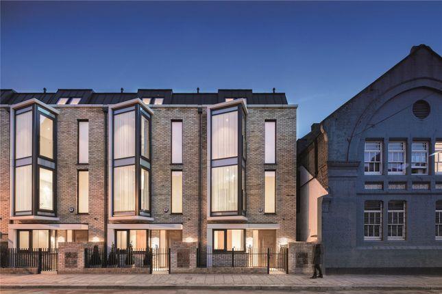 Thumbnail Property for sale in Park Terrace, Warriner Gardens, Battersea, London