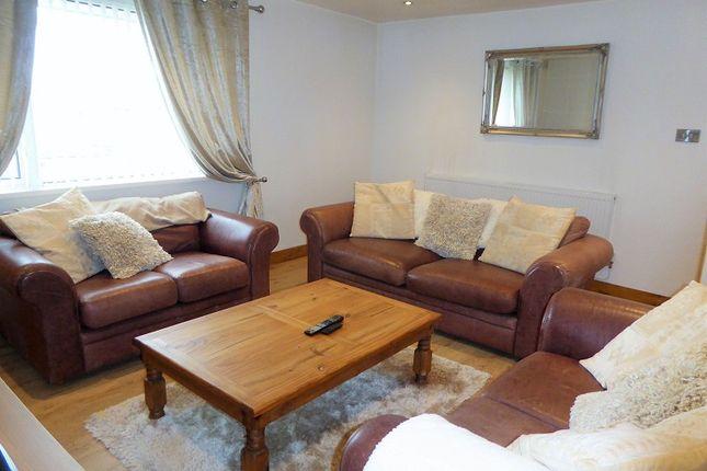 Lounge of James Close, Bryncethin, Bridgend, Bridgend. CF32