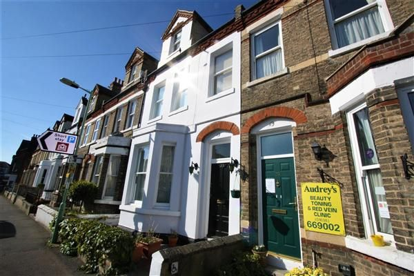 Thumbnail Terraced house to rent in Rous Road, Newmarket