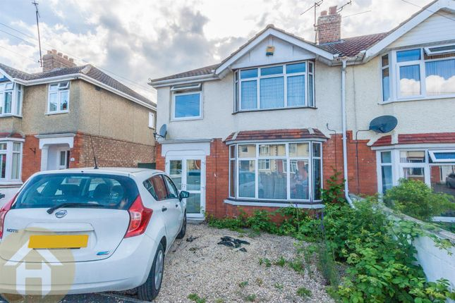 3 bed semi-detached house for sale in Hillside Avenue, Swindon