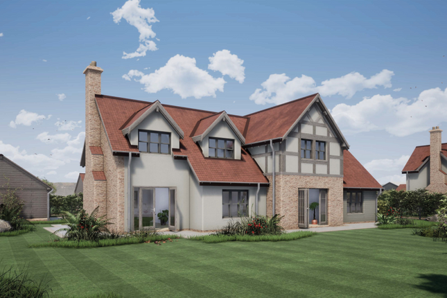 Thumbnail Detached house for sale in The Furlong, Aymestrey, Herefordshire