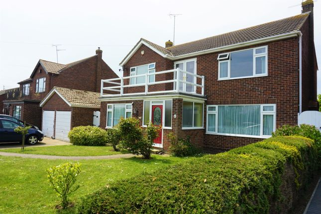 Thumbnail Detached house for sale in Richmond Drive, Clacton-On-Sea