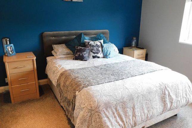 Bedroom of 8 Morton Road, Moss Pitt, Stafford. ST17