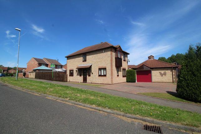 Thumbnail Detached house for sale in Festival Park Drive, Gateshead