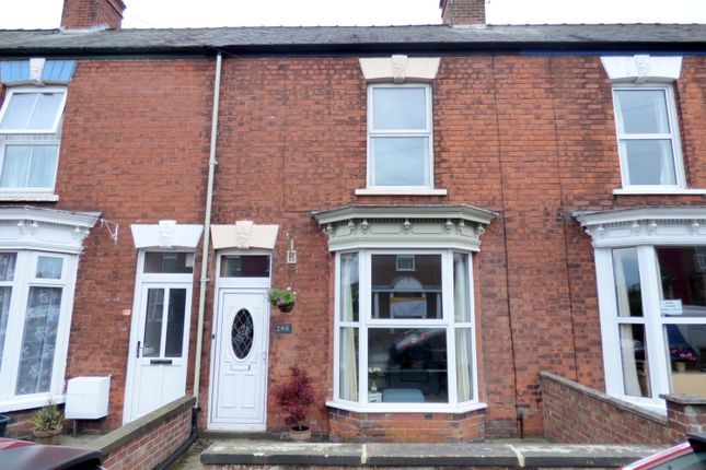 Terraced house for sale in High Holme Road, Louth