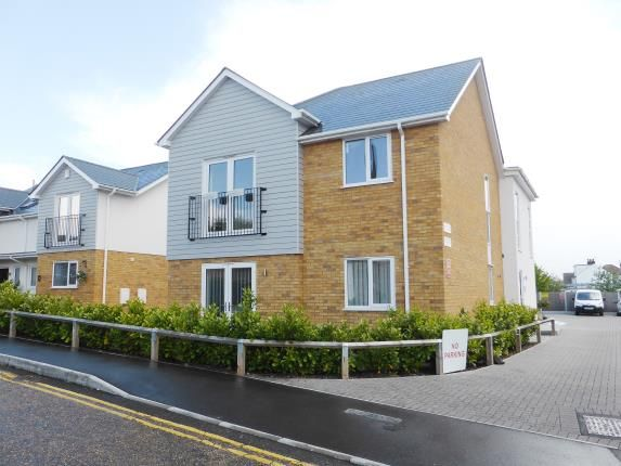 Thumbnail Flat for sale in Rodings Close, Eastwood, Essex