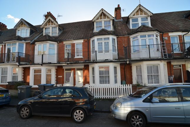 Thumbnail Terraced house for sale in Holland Road, Felixstowe