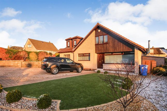 Thumbnail Detached house for sale in Broomside Place, Larbert