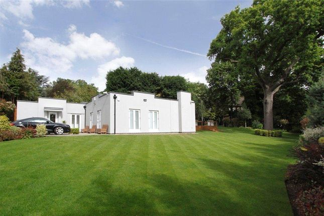 Thumbnail Detached bungalow to rent in Coombe Park, Kingston