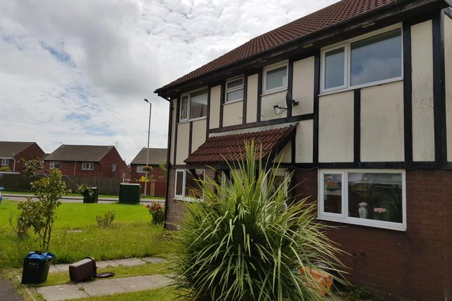 Thumbnail Property to rent in Lavender Court, Brackla, Bridgend