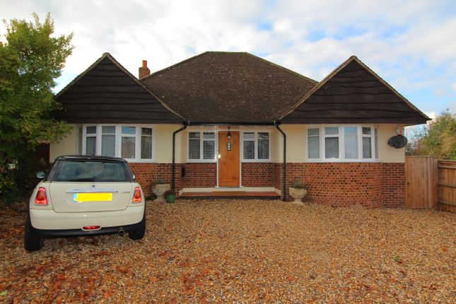 Thumbnail Bungalow to rent in Rushington Avenue, Maidenhead