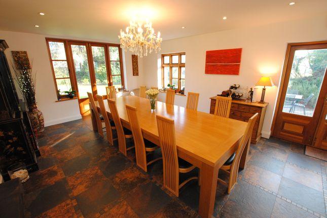 Dining Room of Pinnerwood Lodge, Woodhall Road, Pinner HA5