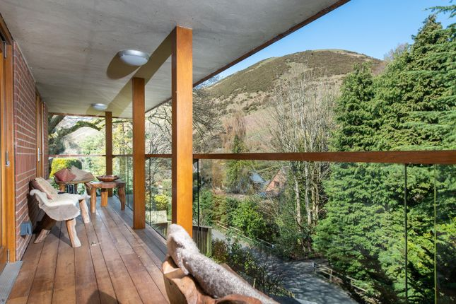 Thumbnail Detached house for sale in Church Stretton, Shropshire SY6.