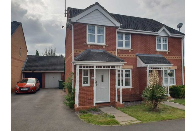 Thumbnail Semi-detached house for sale in Appletree Lane, Redditch