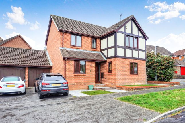 Thumbnail Detached house for sale in Dogwood Road, Broadstone