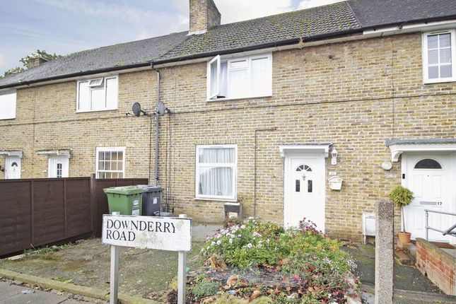 Thumbnail Terraced house for sale in Downderry Road, Bromley