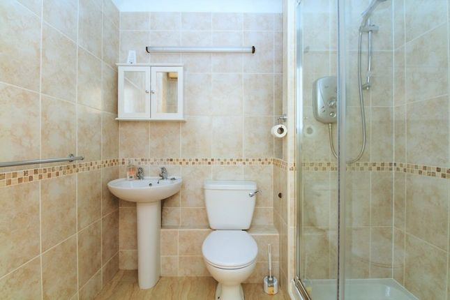 Shower Room of Sawyers Hall Lane, Brentwood CM15