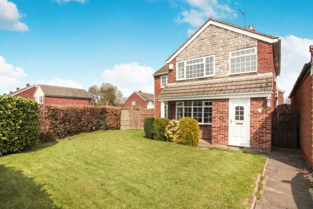 Thumbnail Detached house for sale in Woodhouse Lane, Tamworth, Staffordshire, England