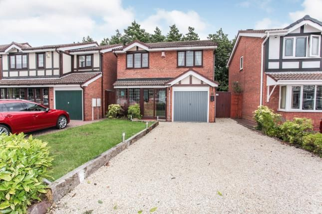 Thumbnail Detached house for sale in Ottery, Hockley, Tamworth, Staffordshire