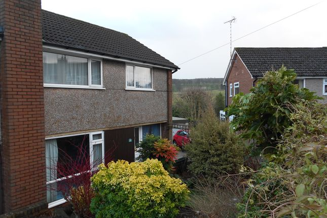 Thumbnail Semi-detached house for sale in Brockwell Gardens, Sowerby Bridge