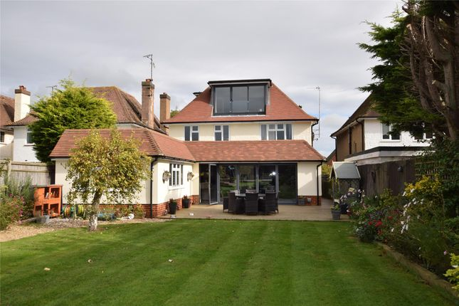 Thumbnail Detached house for sale in Kings Drive, Eastbourne, East Sussex