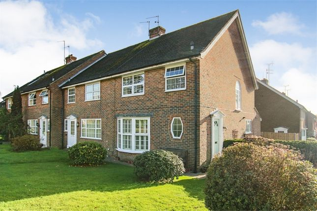 Thumbnail End terrace house for sale in The Welkin, Lindfield, West Sussex
