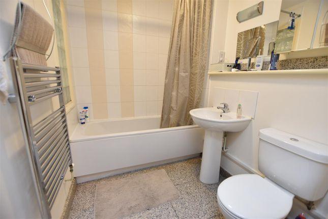 Bathroom of City Heights, Loughborough LE11