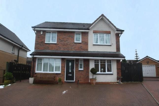 Thumbnail Detached house for sale in Speyburn Place, Airdrie, North Lanarkshire