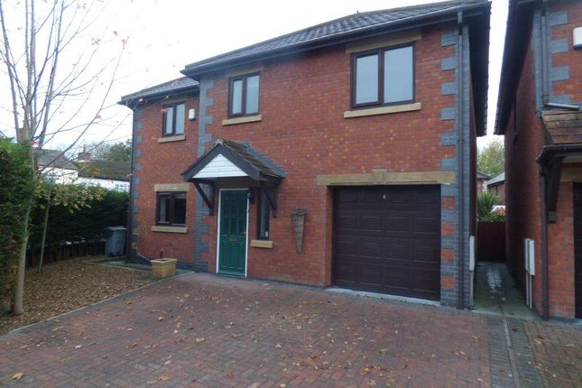 Thumbnail Detached house to rent in Midway Drive, Poynton, Stockport
