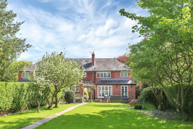 Thumbnail Semi-detached house for sale in Swithland Lane, Rothley