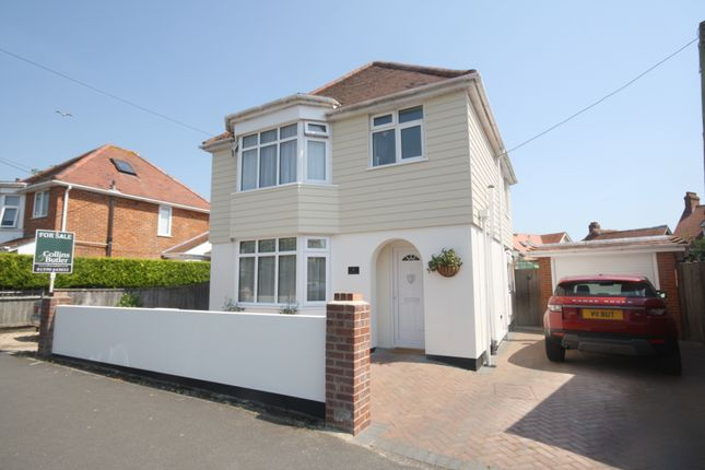 Thumbnail Detached house for sale in Park Road, Milford On Sea