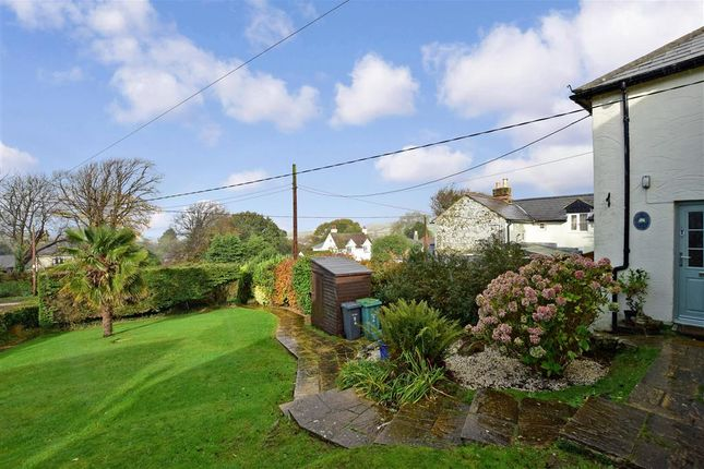 Thumbnail Cottage for sale in Kemming Road, Whitwell, Ventnor, Isle Of Wight