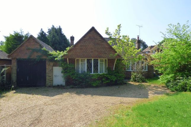 Thumbnail Bungalow for sale in Boughton Hall Avenue, Send, Woking