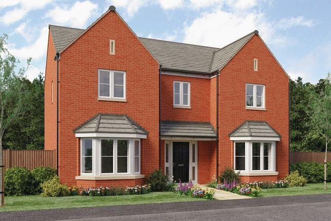 Thumbnail Detached house for sale in Tadmarton Road, Bloxham, Banbury
