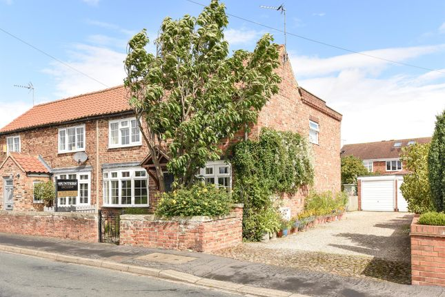 Thumbnail Semi-detached house for sale in Marston Road, Tockwith, York