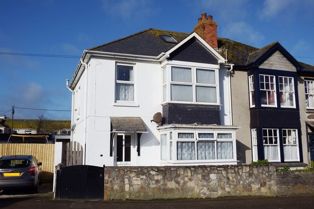 Thumbnail Semi-detached house for sale in Atlantic Bay, St. Pirans Road, Perranporth