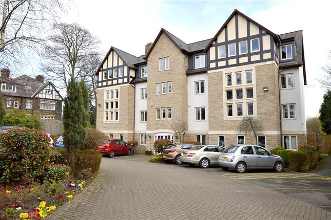 Thumbnail Flat for sale in Rosewood Court, 18 Park Avenue, Roundhay, Leeds