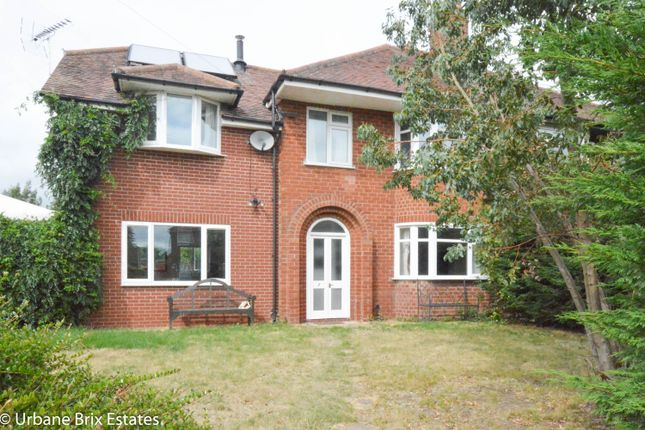 Thumbnail Semi-detached house for sale in Sutton Grove, Shrewsbury