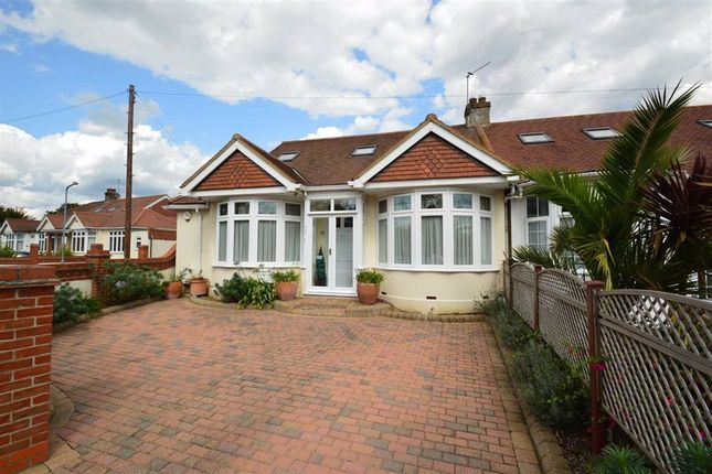Thumbnail Semi-detached bungalow for sale in Roding Lane South, Redbridge, Essex