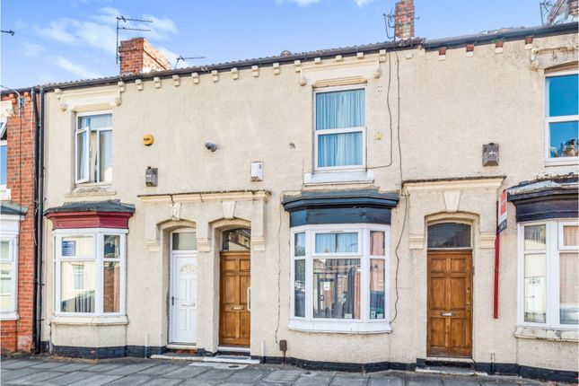 4 bed terraced house for sale in Myrtle Street, Middlesbrough TS1